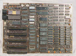 IBM PC 5150 Circuit Board