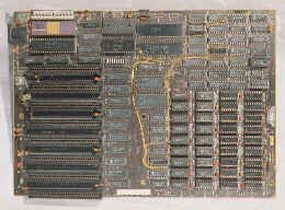 IBM PC XT 5160 Circuit Board
